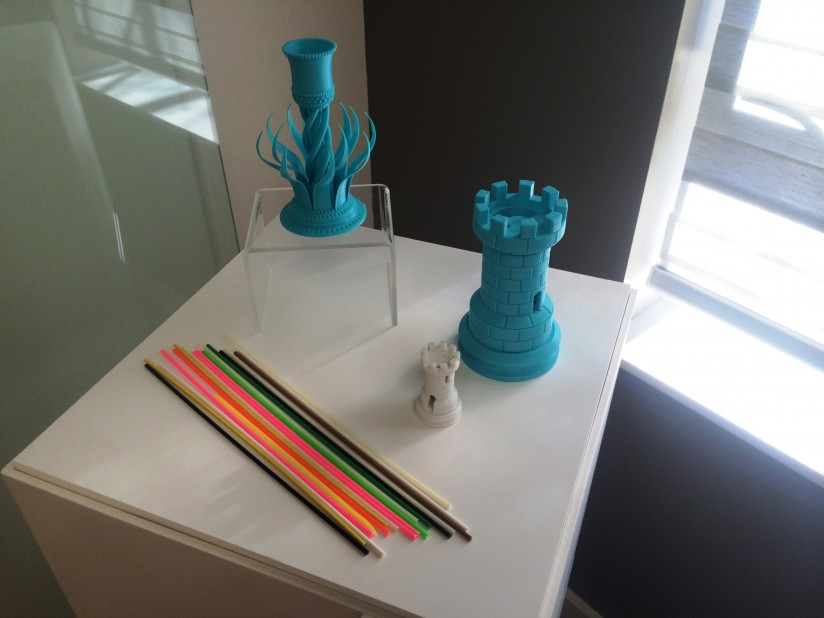 3D Printing Exhibit Opens Doors to New Possibilities